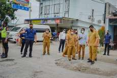 Warga Antusias Sambut Rencana Wali Kota Beton Jalan Bunga Asoka Medan