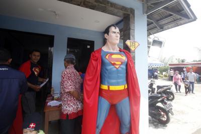 TPS TEMA SUPERMAN